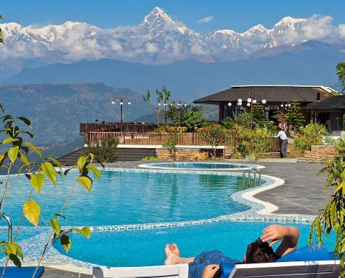 luxury tours Nepal