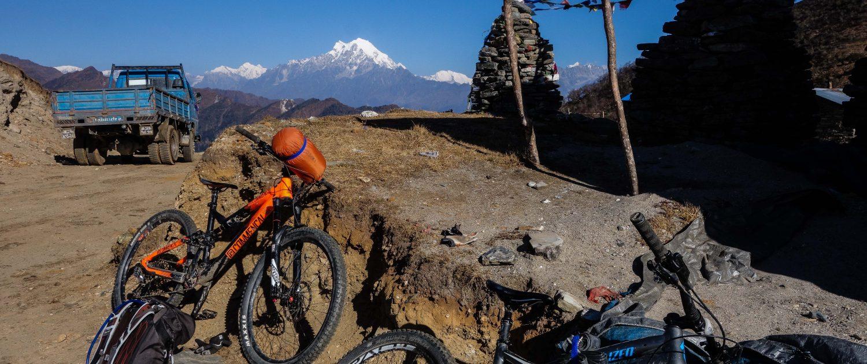 Nepal mountain biking adventure